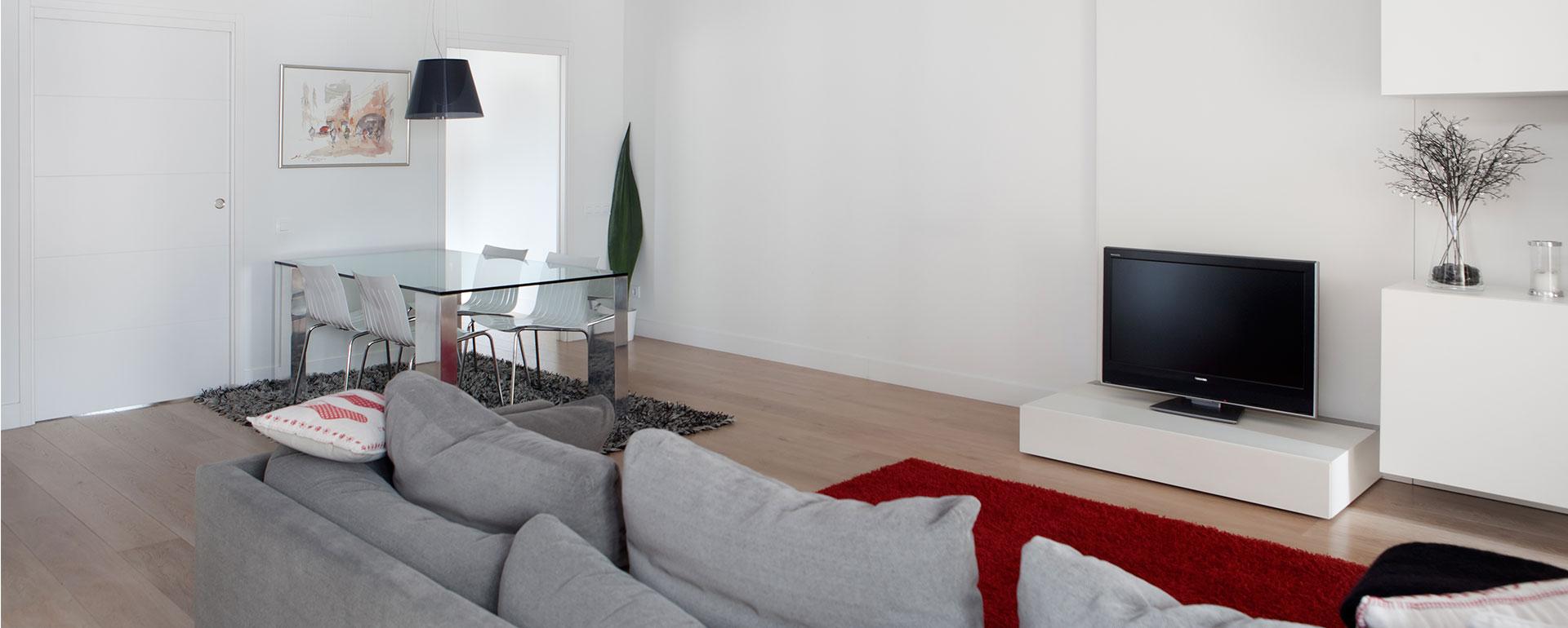 Rehabilitación de una vivienda en la ciudad de Logroño